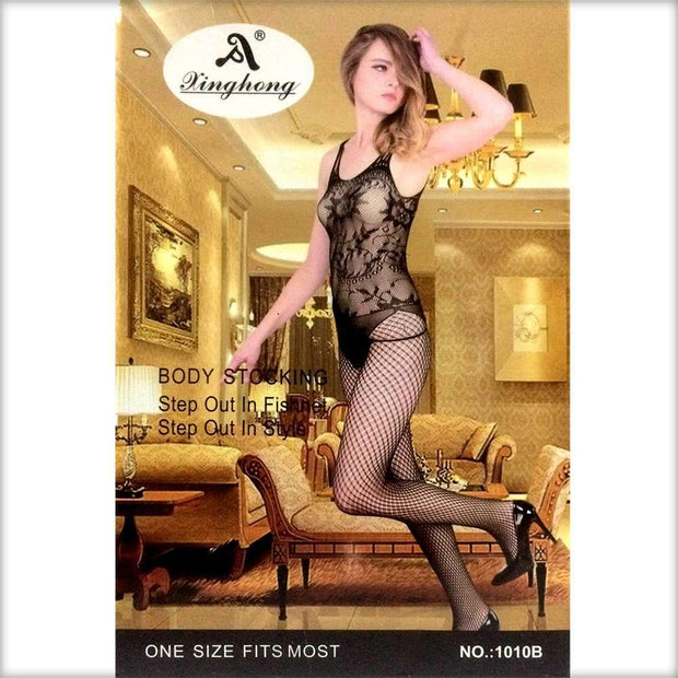 Kinghong Stocking 1010B - Body Stocking - diKHAWA Online Shopping in Pakistan