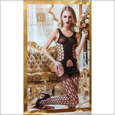Stocking Spring Butterfly CZD - CPG-8820 - Body Stocking - diKHAWA Online Shopping in Pakistan