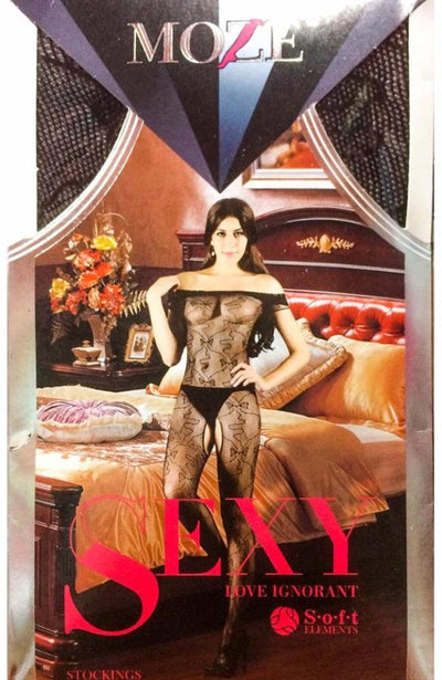 Net Lady Stocking MPD MOZE - CPG-810-6 - Body Stocking - diKHAWA Online Shopping in Pakistan