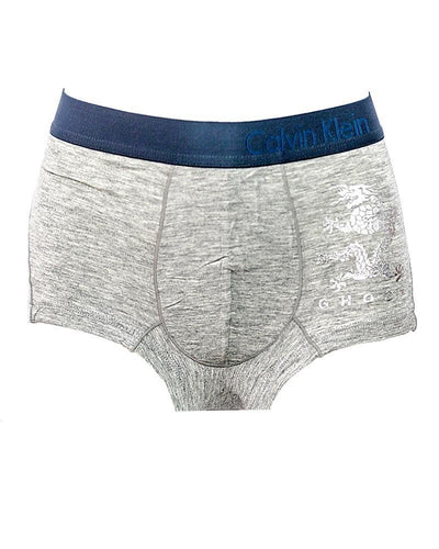 Pack of 3 - CK Men Underwear - Branded Underwear for Men - Grey