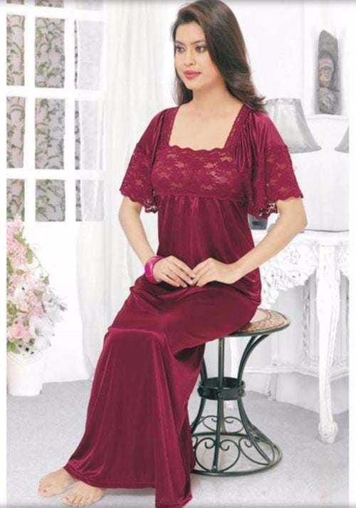 Buy Long Nighty - FL-521 - Flourish Nightwear Online in Karachi, Lahore, Islamabad, Pakistan, Rs.1400.00, Nighty Online Shopping in Pakistan, Flourish, best Nightwear Brands in pakistan, best Nighty Brands in pakistan, Branded Nightwear, branded nighty, Bridal Nighty, buy nighties online, buy nightwear in pakistan, cf-color-black, cf-color-firozi, cf-color-purple, cf-size-large, cf-size-medium, cf-size-small, cf-type-nighty, cf-vendor-flourish, fancy nighty, flourish ladies night suits, flourish nightwear, flourish nighty, flourish pakistan, Honeymoon Nighty, Ladies Nightwear, ladies Nightwear pakistan, Ladies Nighty, ladies undergarment pakistan, latest nighty in pakistan, long nighty, net nighty, Nightwear Online Shopping, Nightwear online shopping in pakistan, Nightwear pakistan, Nightwear shop, Nightwear.com, Nightwear.com.pk, Nightwear.pk, nighty islamabad, nighty karachi, nighty lahore, nighty online shopping, Nighty Online Shopping in Pakistan, nighty pakistan, nighty shop, Nighty.com, Nighty.com.pk, Nighty.pk, Sexy Nighties, shop nighty online, silk nighty, stylish nighties online, top ladies Nightwear Brands, top ladies Nighty Brands, top Nightwear, top Nighty, wedding nighty, woo_import_2, www Nightwear com, www Nightwear pk, www Nighty com, www Nighty pk, Online Shopping in Pakistan - NIGHTYnight
