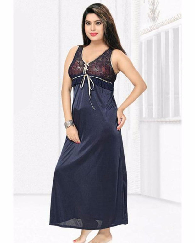 Flourish 2 Pcs Nightwear - FL-539 - Nighty Sets - diKHAWA Online Shopping in Pakistan