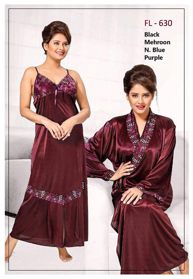 Buy 2 Pcs Maroon FL-630 - Flourish Exclusive Bridal Nighty Set Collection Online in Karachi, Lahore, Islamabad, Pakistan, Rs.1850.00, Ladies Nighty Sets Online Shopping in Pakistan, Flourish, Bridal Nighty, buy nighties online, buy nightwear in pakistan, casual nighty, Clothing, comfortable nighty, fancy nighty, flourish ladies night suits, flourish nightwear, flourish nighty, flourish pakistan, Honeymoon Nighty, imported nighty, Lace Nighty, latest nighty in pakistan, Lingerie & Nightwear, long nighty, net nighty, Nightwear, nighty grown, nighty islamabad, nighty karachi, nighty lahore, nighty online shopping, nighty pakistan, Sexy Nighties, sexy nighty, shop nighty online, silk nig, Online Shopping in Pakistan - NIGHTYnight