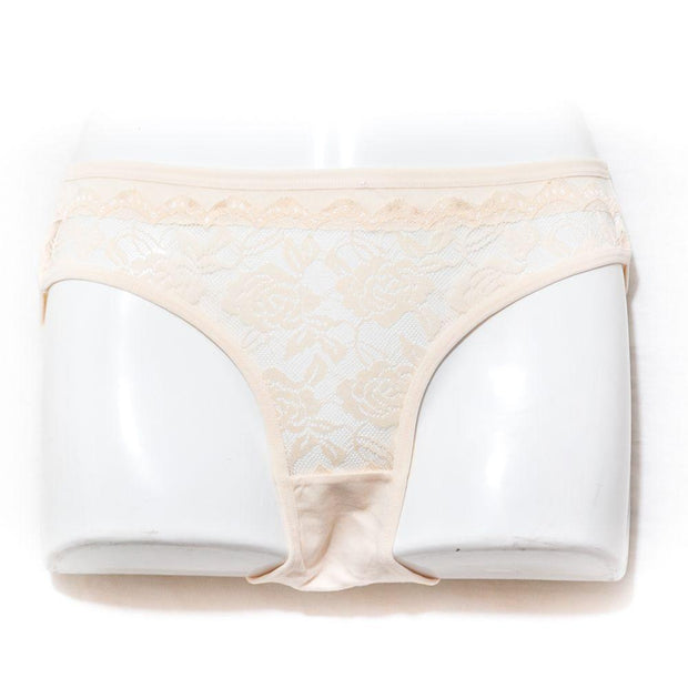 Pack of 2 Sexy Summer Net Cotton Panty – Mix Colours - Panty - diKHAWA Online Shopping in Pakistan