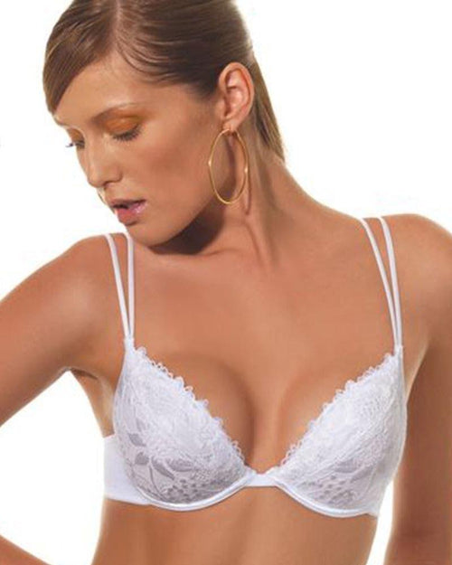 Royal Designed Bra , Single Padded - Under Wired Bra - By Kelitha (Italian Brand)