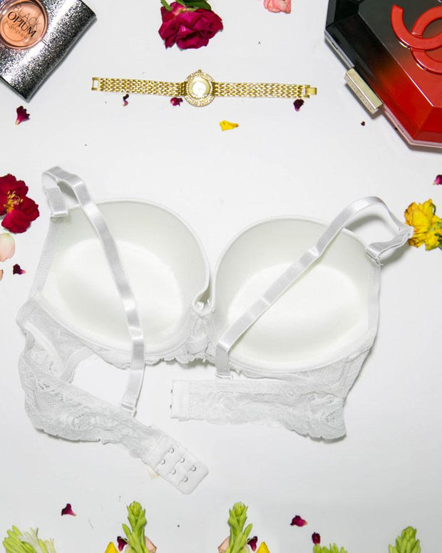 Buy Women Double Padded Underwire Bra - White - 3005 Online in Karachi, Lahore, Islamabad, Pakistan, Rs.599.00, Ladies Bras Online Shopping in Pakistan, Sexy Bra, Bra, Brand_Bra Shop, bridal bra, Clothing, Collection_Sexy, Colour_White, Content_Non Family, Deep Cup Bra, Double Padded Bra, Everyday Bra, Fancy Bra, Front Open Bra, Full Cup Bra, Gender_Women, Imported Bra, Lingerie & Nightwear, Material_Cotton, Padded Bra, Party Bra, Push Up Bra, Pushup Bra, Size_34C, Size_36C, Size_38C, Size_40C, Style_Deep Cup Bra, Style_Double Padded Bra, Style_Everyday Bra, Style_Fancy Bra, Style_Front Open Bra, Style_Full Cup Bra, Style_Imported Bra, Style_Party Bra, St, Online Shopping in Pakistan - NIGHTYnight