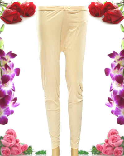 Plain Tights High Quality Fashion for Girls - ELS-8085-Skin