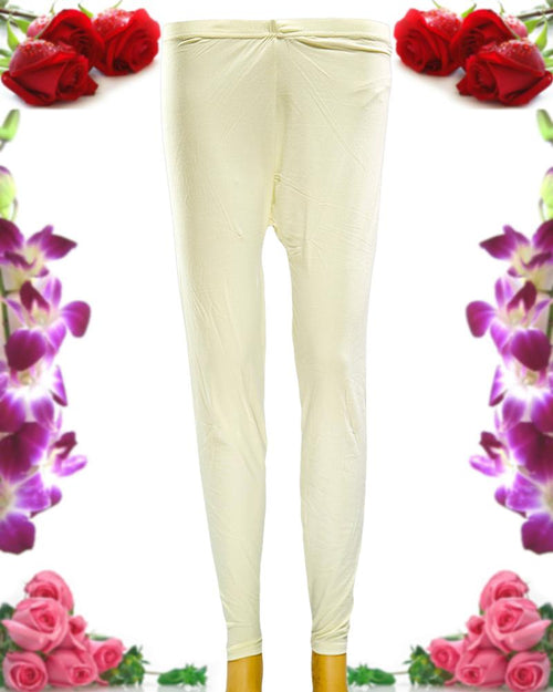 Plain Tights High Quality Fashion for Girls - ELS-8085-Off White
