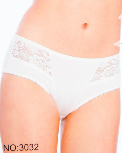 Ladies Briefs Underwear Sexy Panty Pack Of 2- CPG-3032