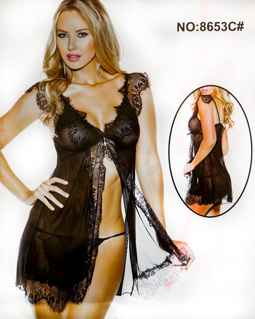 Net Nighty Online Shopping in Pakistan » See Through Transparent Nighty –  Online Shopping in Pakistan - NIGHTYnight 165dd10f8