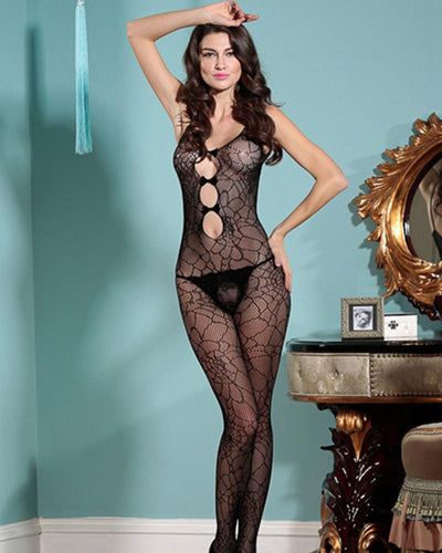 Fishnet Sexy Net Bodystocking - HZ8807