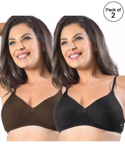 a4cfbdf77726e Pack of 2 - Sonari Smile Bra - Non Padded Non Wired - Imported Bra -.  Regular price ...