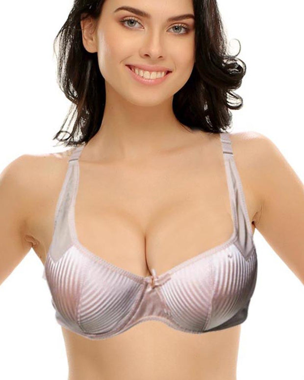 Sexy Skin Bridal Bra - Single Padded,Under Wired - Paofa