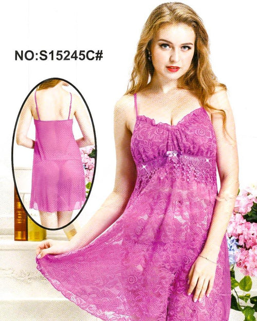 Buy Bridal Sexy Transparent Short Lace Nighty - S15245C Online in Karachi, Lahore, Islamabad, Pakistan, Rs.{{amount_no_decimals}}, Ladies Nighty Online Shopping in Pakistan, Fung of Hang Fashion, cf-type-ladies-nighty, cf-vendor-fung-of-hang-fashion, Clothing, Fashion, Honeymoon Nighty, Lingerie & Nightwear, Net Nighty, Nightwear, Nighty, Short Nighty, Wedding Nighty, Women, Online Shopping in Pakistan - NIGHTYnight