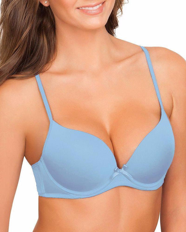 Secret Treasures - T-Shirt Bra - Soft Padded Underwired Pushup Bra  - Walmart