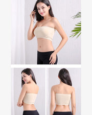 Buy Pack of 3 - Sexy Tube Padded Top Bandeau Stretchable Strapless Bra Online in Karachi, Lahore, Islamabad, Pakistan, Rs.600.00, Ladies Bras Online Shopping in Pakistan, Sexy Lady, 14 year - 18 year Girls Bra, 18 year - 24 year Girls Bra, 24 year - 30 year Ladies Bra, 30 year - 40 year Ladies Bra, 40 year Plus Women Bra, 50 year Plus Women Bra, 60 year Plus Women Bra, Aged Ladies Bra, All Day Comfort Bra, Aunty Bra, B Cup, Baby Doll Bra, Bandeau Bra, Beginners Bra, Big Breast Bra, Bra, Brand_Sexy Lady, Breast Enhancer Bra, Bundles, C Cup, cf-size-free-size, cf-type-ladies-bras, Clothing, College Girls Bra, Colour_Black, Colour_Brown, Colour_Hot Pink, Colour_Skin, Colour_Wh, Online Shopping in Pakistan - NIGHTYnight