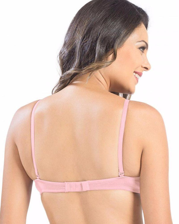 Sonari Catwalk Bra - Pink - Non Padded Non Wired - Imported Bra - Bras - diKHAWA Online Shopping in Pakistan