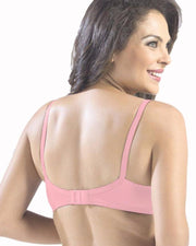 Sonari Loreal Bra - Pink - Non Padded Non Wired - Imported Bra - Bras - diKHAWA Online Shopping in Pakistan