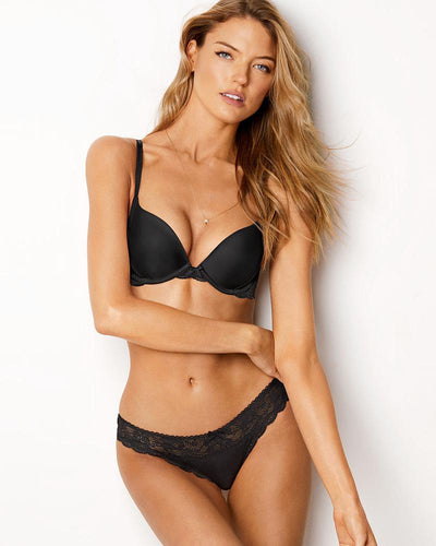 Buy Victoria's Secret - Black Single Padded Bra And Panty Set Online in Karachi, Lahore, Islamabad, Pakistan, Rs.1800.00, Ladies Bra Panty Sets Online Shopping in Pakistan, Victoria's Secret, 14 year - 18 year Girls Bra, 18 year - 24 year Girls Bra, 24 year - 30 year Ladies Bra, 30 year - 40 year Ladies Bra, 40 year Plus Women Bra, 50 year Plus Women Bra, 60 year Plus Women Bra, Adjustable Straps Bra, All Day Comfort Bra, Aunty Bra, B Cup, Back Closure Bra, Basic Bra, Big Breast Bra, Bra, Bra Panty Sets, Bralette Bra, Brand_Victorias Secret, Branded Bra, Bridal Bra, C Cup, Classic Bra, Clothing, College Girls Bra, Colour_Black, Deep Cup Bra, Designer Bra, Embroidered Bra, Everyday Br, Online Shopping in Pakistan - NIGHTYnight