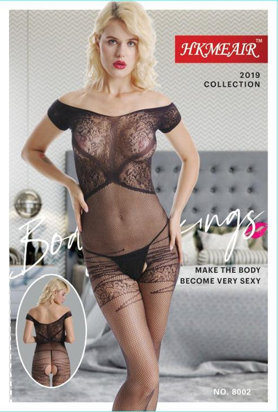 Buy Hkmeair Sexy Net Bodystocking No 8002 Online in Karachi, Lahore, Islamabad, Pakistan, Rs.900.00, Ladies Body Stocking Online Shopping in Pakistan, Hkmeair, Body Stocking, Brand_Sklu, Clothing, Colour_Black, Fishnet BodyStocking, Lingerie & Nightwear, Material_Net, Sexy, Stocking, Style_Sexy, Type_Body Stocking, Type_Clothing, Type_Lingerie & Nightwear, Type_Stocking, Type_Women, Women, Online Shopping in Pakistan - NIGHTYnight