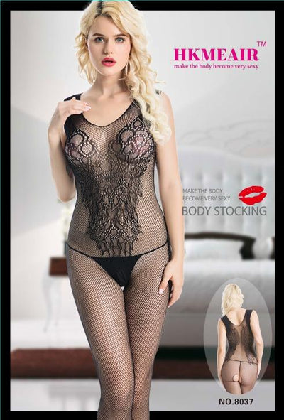 Hkmeair Sexy Net Bodystocking No 8037