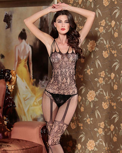 Fishnet Sexy Net Bodystocking - ZW8862