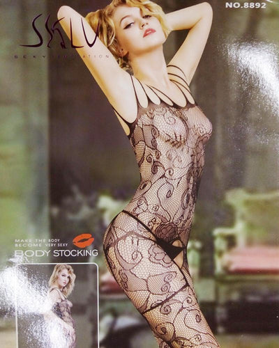 Buy Sexy Net Bodystocking SLKU - 8892 Online in Karachi, Lahore, Islamabad, Pakistan, Rs.900.00, Ladies Body Stocking Online Shopping in Pakistan, SKLU, Body Stocking, Clothing, Lingerie & Nightwear, Sexy, Stocking, Women, Online Shopping in Pakistan - NIGHTYnight