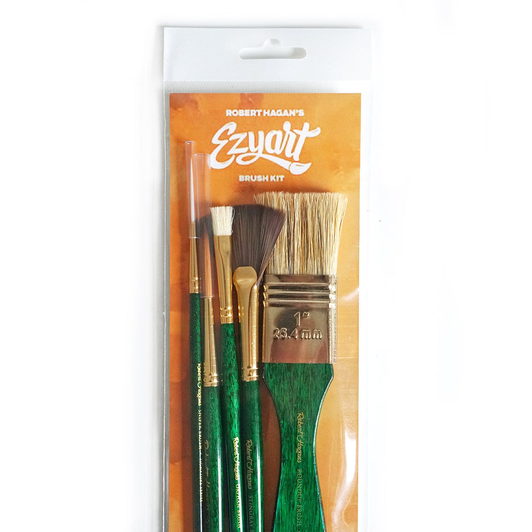 Ezyart Brush Kit