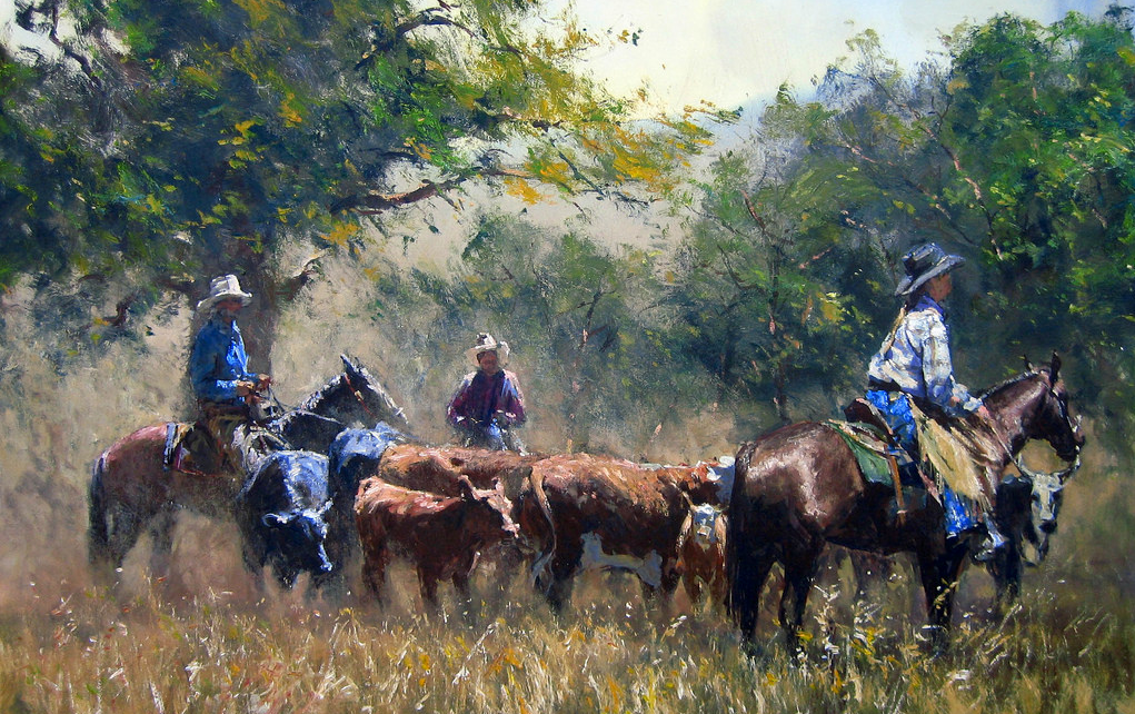 """Cattle Drive"" Download"