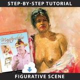 "Master Class - ""Figurative Nude"" - Download"