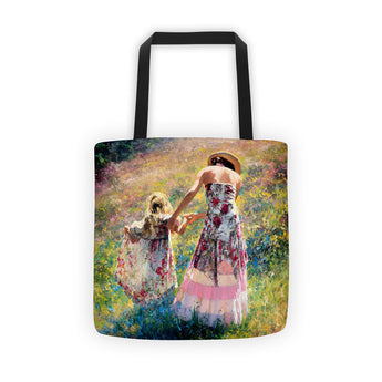 Helping Hands - Tote Bag
