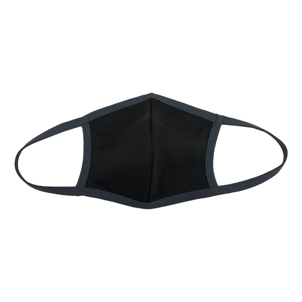 ANTI-MICROBIAL F-MASK BLACK-GRAY