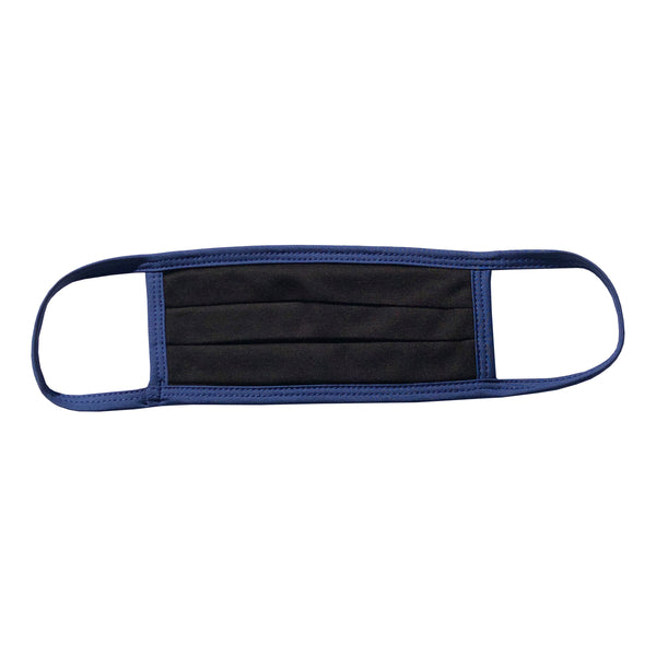 BLACK-NAVY SQUARE F-MASK