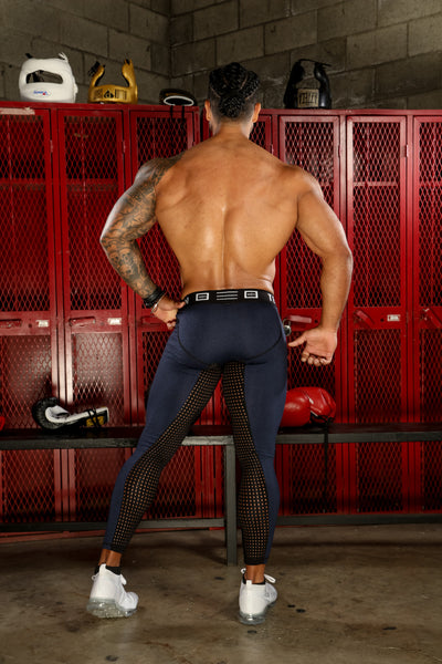 CRISTIAN COMPRESSION LEGGINGS