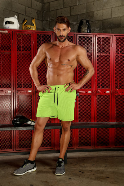 LUNA ATHLETIC SHORTS