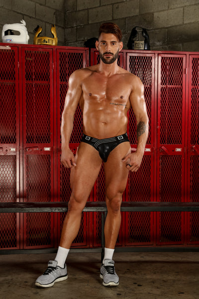 SKYLAR LIQUID BLACK BRIEF