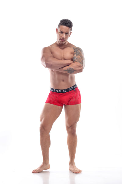 HUNTER PEEP MESH BOXERS BRIEFS