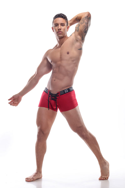 GIOVANNI TIE-UP BOXER BRIEFS