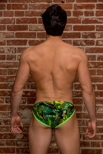 PETER JUNGLE SWIM BRIEF