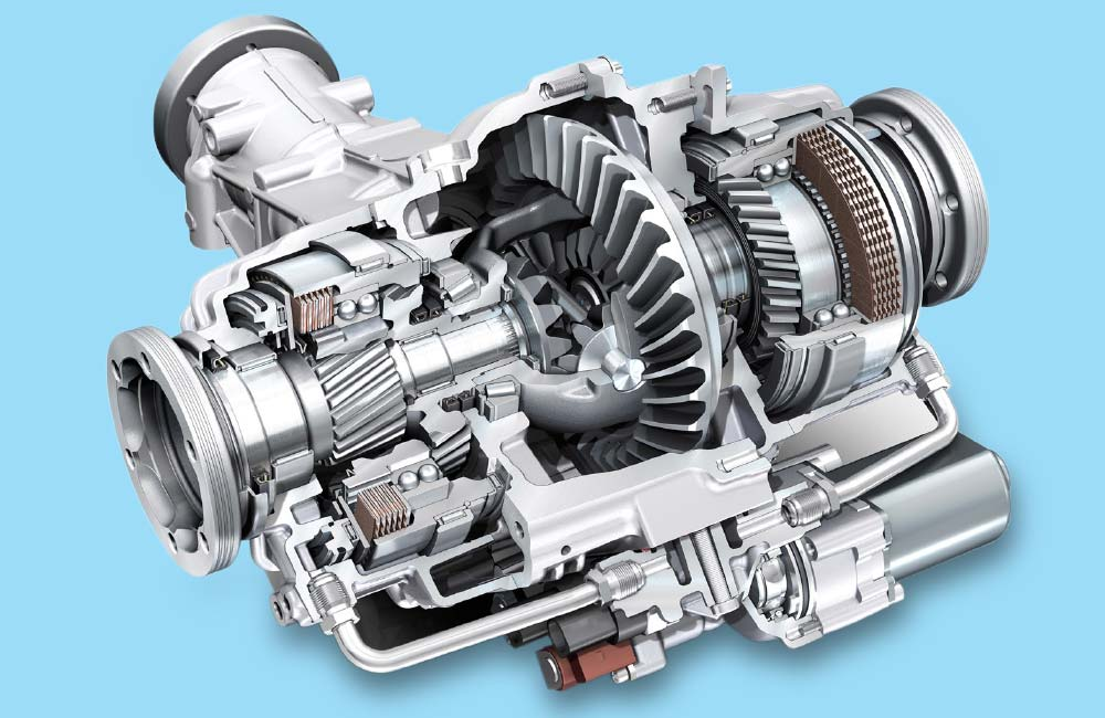 5 Types of Automotive Differentials Explained