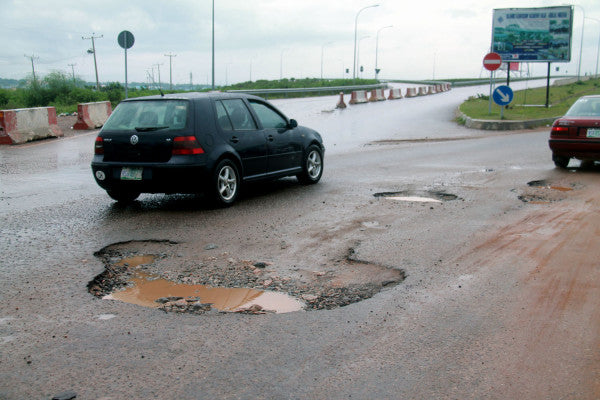 5 Parts in Your Car Potholes Can Damage