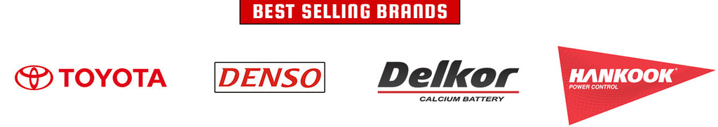 Toyota, Denso, Delkor Car Battery
