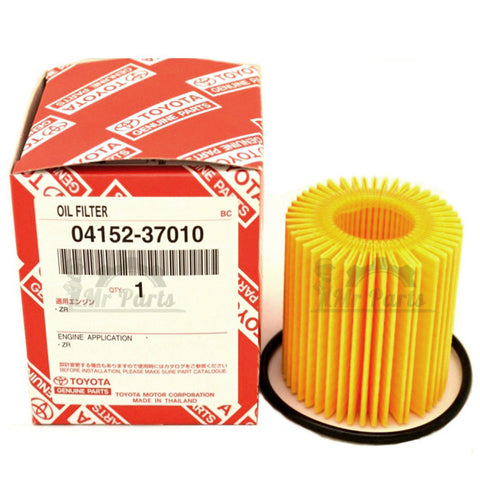 Toyota Genuine OEM Oil Filter 04152-37010