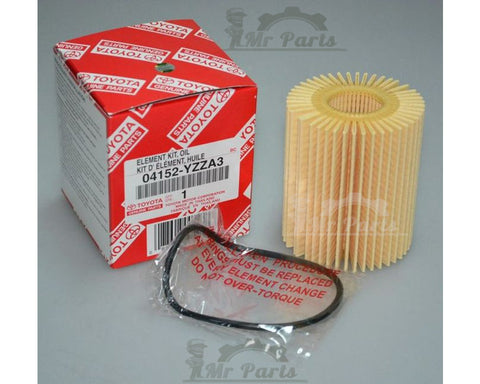 Toyota Genuine OEM Oil Filter 04152-YZZA3