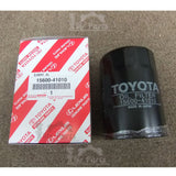Genuine Toyota OEM Oil Filter 15600-41010