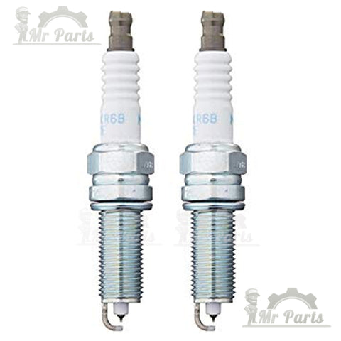 Genuine Peugeot/Citroen Spark Plug, Pack of 2 - 12mm Thread
