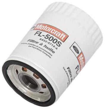 Genuine Motorcraft FL500S Engine Oil Filter