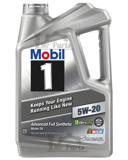 Mobil 1 5w20 Full Synthetic Motor oil