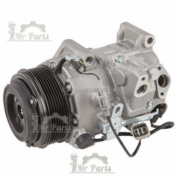 DENSO AC Compressor 218, fits Toyota 2000-2008 Avalon Camry Highlander Solara 3.0L V6 (Fairly Used)