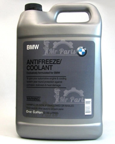 BMW Super Long Life Coolant (50/50 Pre-Diluted) 3.78-Litres